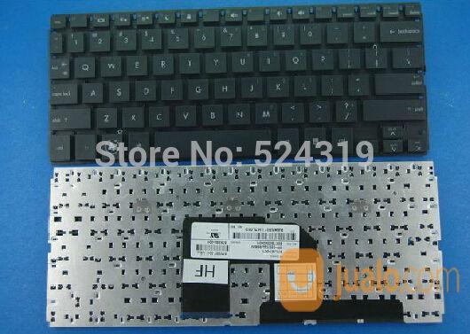Keyboard hp mini 5100 komputer keyboard mouse 12955377