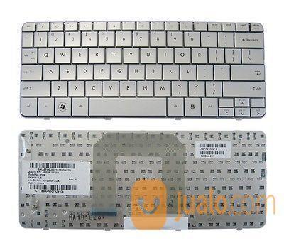 Keyboard hp mini 311 komputer keyboard mouse 12956135