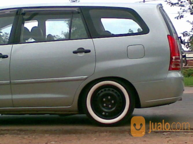 Lis Ban Whitewall Mobil Bandung Jualo