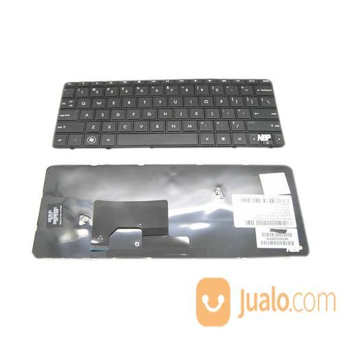 Keyboard hp mini 110 komputer keyboard mouse 12962475
