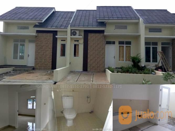 Rumah Cluster Luas Ready Stock Kristal Garden Residences Cibinong, Dekat Tol & Stasiun