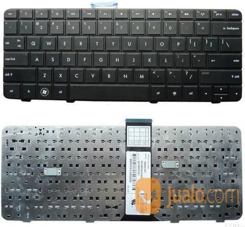 Keyboard hp g32 dv3 4 komputer dan elektronik lainnya 12986527