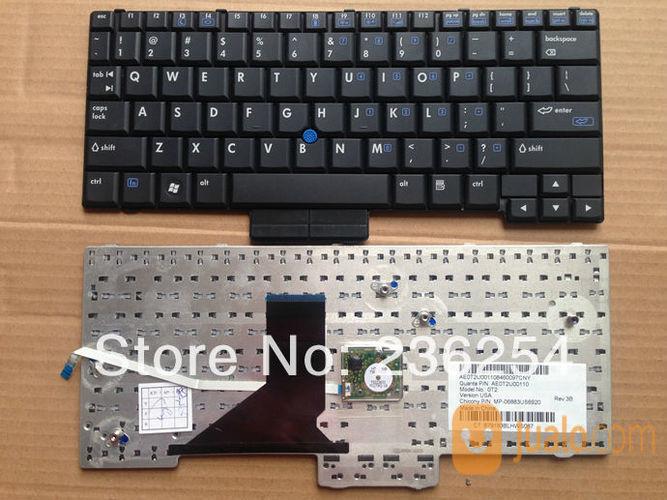 Keyboard hp elitebook komputer aksesoris 12987367