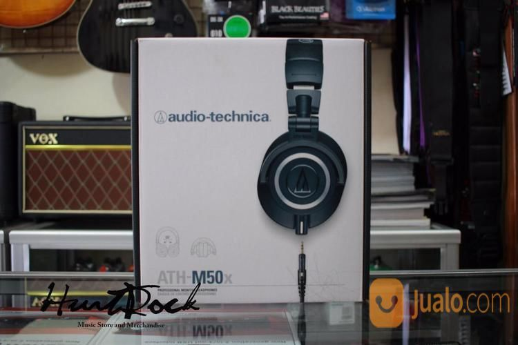 Audio Technica ATH-M50X Murah Di Bandung (12991087) di Kota Bandung