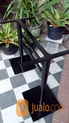 Kaki meja besi 120cm kebutuhan rumah tangga furniture 12994575