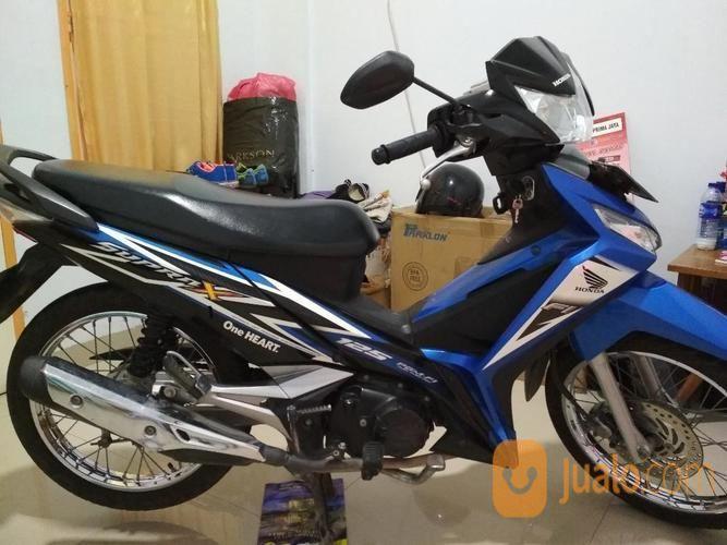 Supra X125fi Tahun 2014 (13008787) di Kota Medan