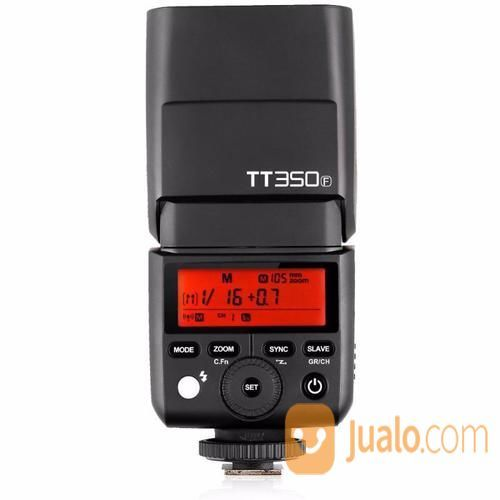 Godox tt350f mini thi fotografi perlengkapan kamera pro 13023649