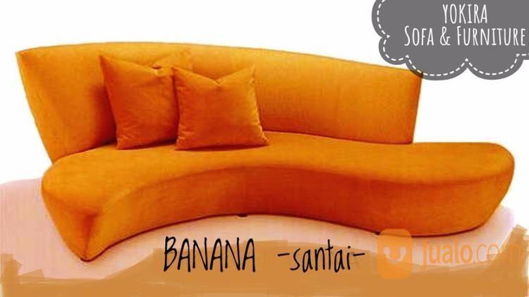 Sofa Bed Minimalis Di Bandung  banana by yokira sofa bed