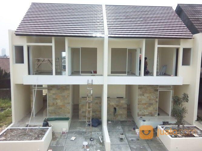 Rumah Cluster Baru Nixon Bintaro Mansion Lokasi Dekat ...