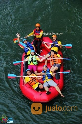 Wisata Arung Jeram Yogyakarta, Tempat Wisata Rafting Di Jogja (13073221) di Kab. Kulon Progo