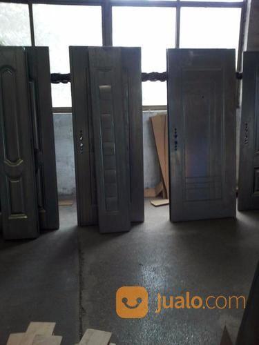 Pintu rumah sederhana kebutuhan rumah tangga furniture 13091045