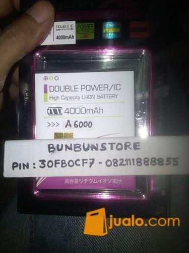 Baterai lenovo a6000 handphone lenovo 1312479