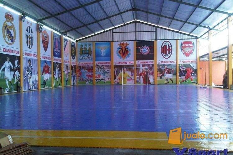 Pemasangan Lapangan Futsal Rekomendasi Badan Futsal Nasional (1314563) di Kota Surabaya