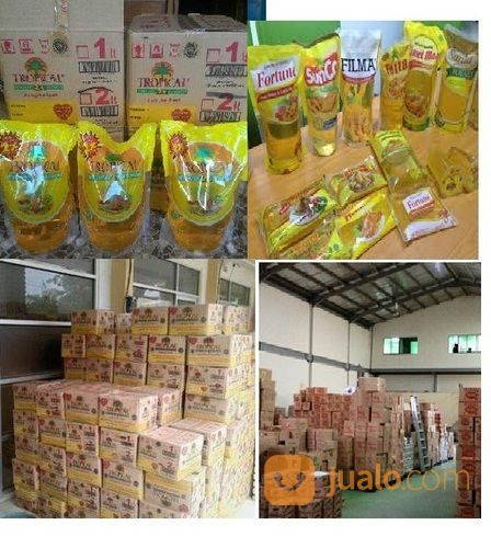 Distributor Minyak Goreng Harga Minyak Goreng