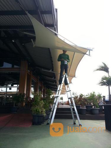 Pasang Dan Perbaikan Canopy Membrane (13197543) di Kota Jakarta Barat