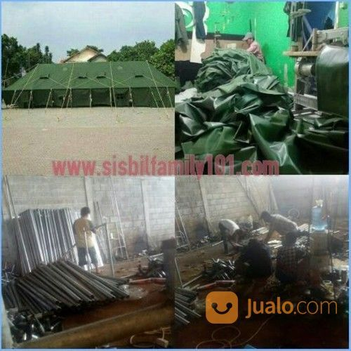 Tenda Peleton Bantuan Bencana. (13202431) di Kota Bandung
