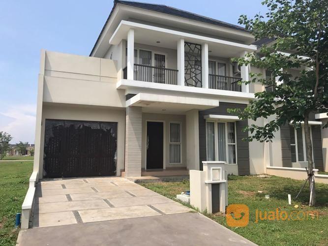 Rumah Mewah Asri Dan Sangat Strategis Siap Huni Suvarna Jati Ellysia (13205431) di Kota Tangerang