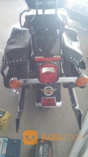 Harley Davidson Heritaige Warna Hitam 2014 (13209191) di Kota Tangerang Selatan