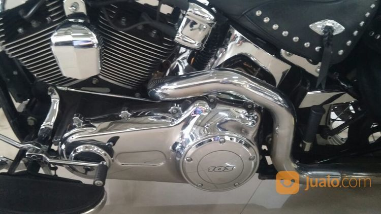 Harley Davidson Heritaige Warna Hitam 2014 (13209227) di Kota Tangerang Selatan