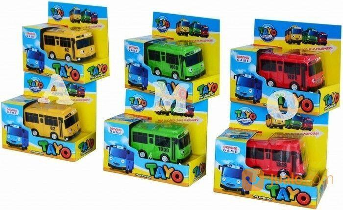 Little Bus Tayo Mainan Anak Bis Tayo Satuan Bekasi Jualo