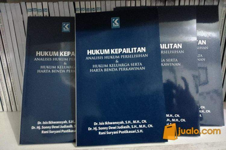 Hukum Kepailitan Analisis Hukum Perselisihan & Hukum Keluarga serta harta banda perkawina (1325071) di Kota Bandung