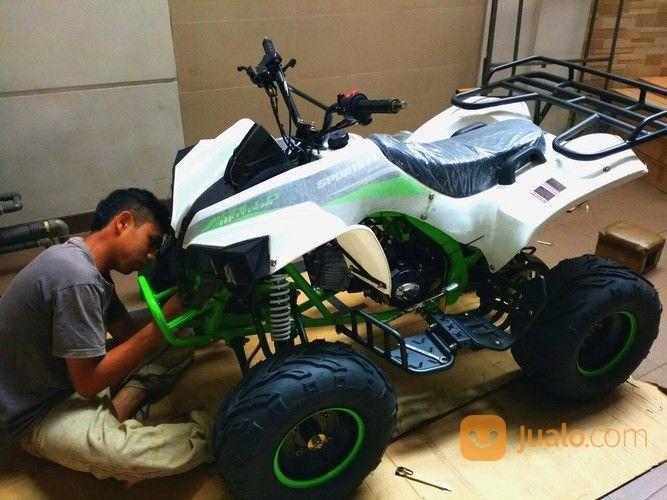 BIG ATV All Terrain Vehicle 110cc Hijau (13273393) di Kota Yogyakarta