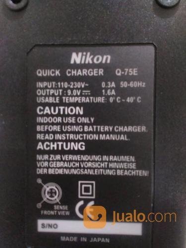 Charger Nikon Q75E (13285689) di Kota Bandung