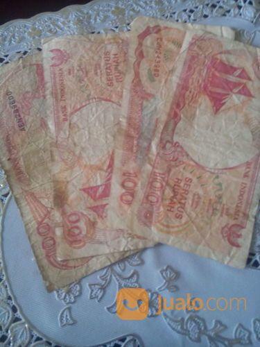 Pecahan Kertas Rp 100,00 (13326779) di Kab. Jayapura