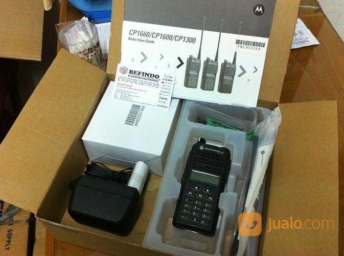 Harga Best Product HT Handy Talky Motorola CP 1660 (13366977) di Kota Tangerang