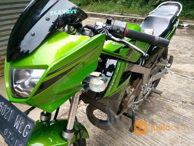 Kawasaki Ninja R 2014 Komplit (13390435) di Kota Banjarmasin