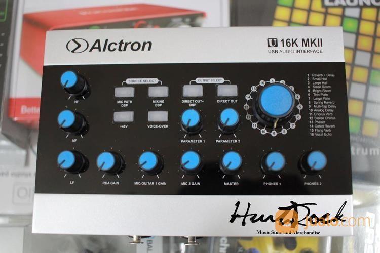 Alctron u16k mkii sou alat musik lainnya 13392627