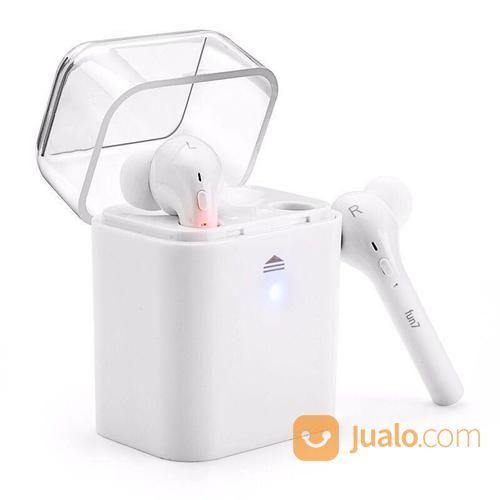 Fantime Fun7 Earpod For Apple Iphone7 - WHITE (13405747) di Kab. Bantul