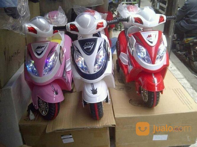 Motor Aki Mainan Anak Vario (13417489) di Kota Batu