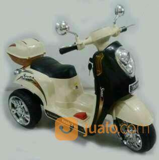Motor Aki Mainan Anak Scoopy (13417665) di Kab. Banyuwangi
