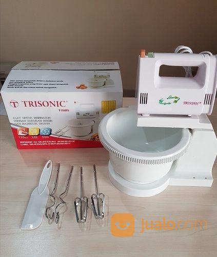 Stand mixer trisonic rumah tangga dapur 13446119