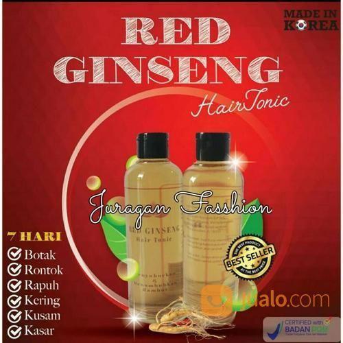 Red ginseng hair toni perawatan kecantikan dan kesehatan 13462117