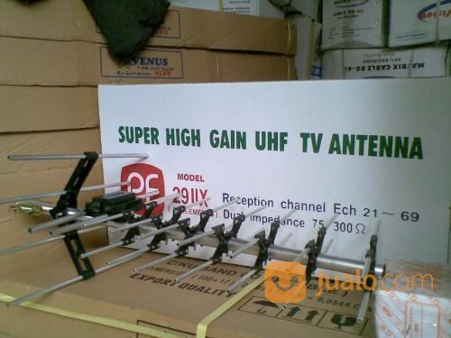 Antena Tv Lokal - Paket Promo Sambut Tahun Baru (13463301) di Kota Jakarta Barat