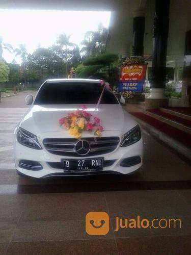 Mobil pengantin elega mobil mercedes benz 13477529