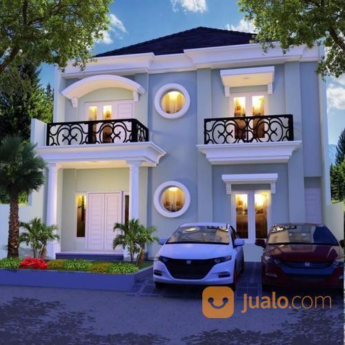 Rumah Mewah Modern Klasik Di Jl Damai Utara Kampus UGM - UNY Yogyakarta | Kab. Sleman | Jualo