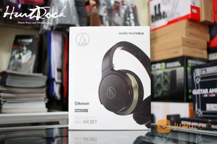 Audio Technica Ath AR3BT Bluetooth Murah Di Bandung (13511667) di Kota Bandung
