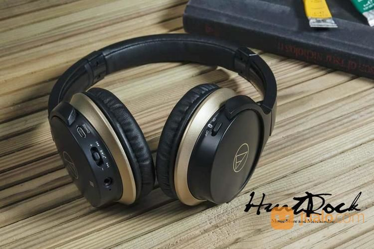 Audio Technica Ath AR3BT Bluetooth Murah Di Bandung (13511675) di Kota Bandung