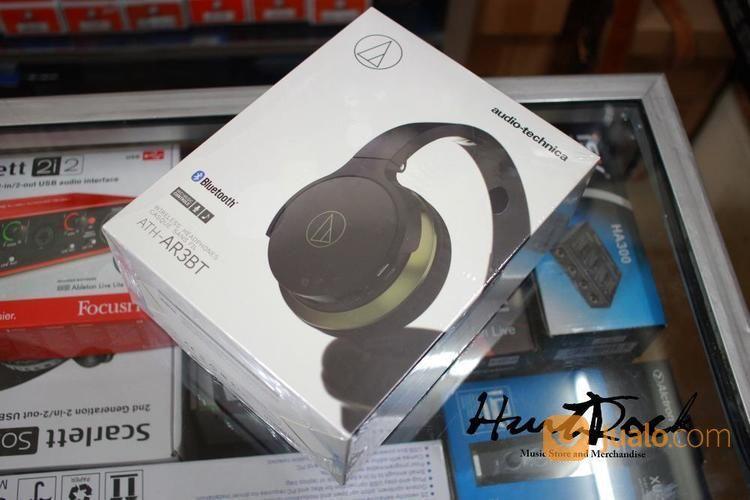 Audio Technica Ath AR3BT Bluetooth Murah Di Bandung (13511677) di Kota Bandung