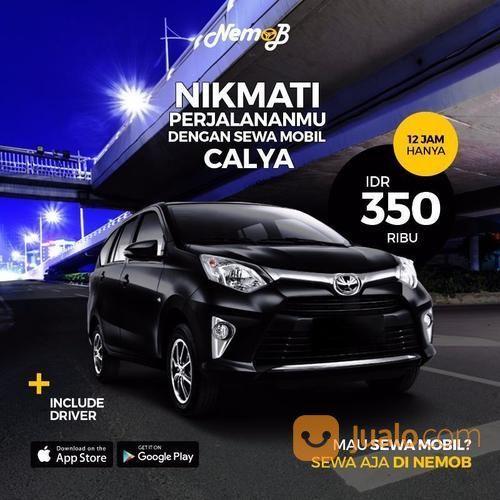 Sewa Mobil Toyota Calya Di Jakarta, Harga Murah Dan Berkualitas. Hubungi Nemob.Id (13556865) di Kota Jakarta Utara