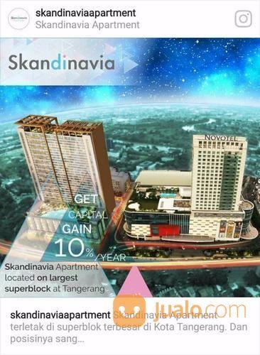 Apartemen Murah, Mewah Dgn Fasilitas Super Lengkap (13564987) di Kota Jakarta Barat