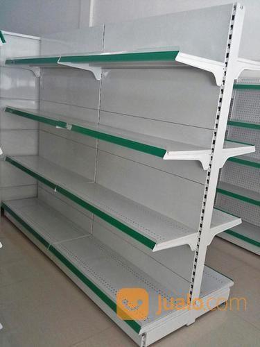 Rak Minimarket | Rak Supermarket | Rak Display | Kapasitas 80kg Per Level (13591045) di Kab. Tangerang