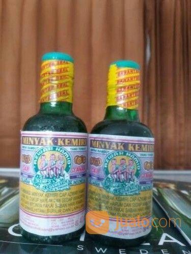 Minyak Kemiri Cap 3 Anak Azwar Hamid Penumbuh Rambut Ampuh Dan Paten Jakarta Timur Jualo