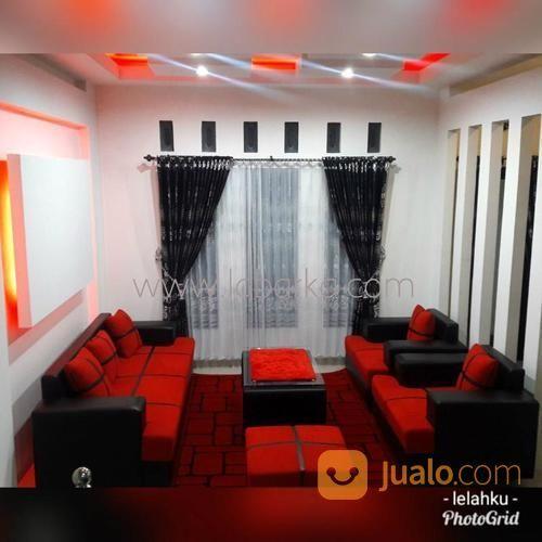 Sofa Minimalis Warna Merah Di Semarang (13619035) di Kab. Semarang