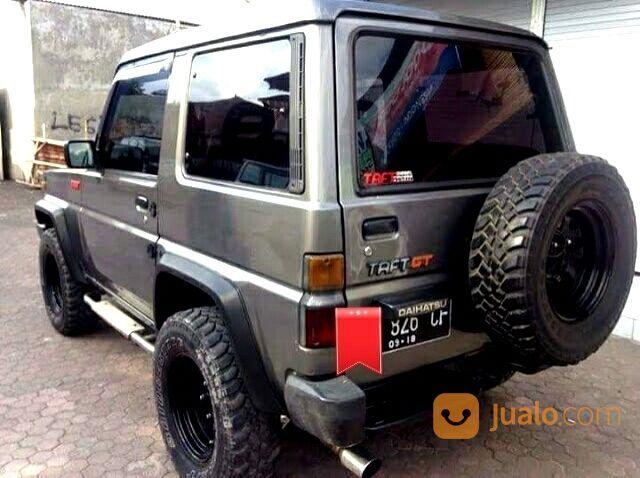 Taft Gt 44 Diesel 1992 Coklat Gagah Bogor Jualo