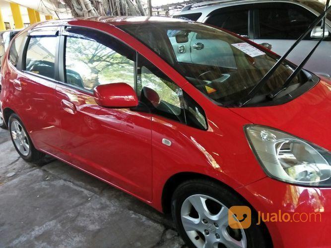 Mobil Honda Jaaz Merah 2008 Msih Mulus (13656995) di Kota Denpasar