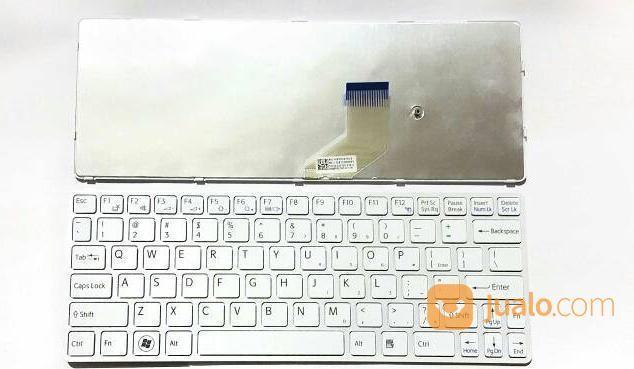Keyboard SONY SVE11 - WHITE